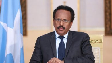 Photo of President Farmaajo Assures Support To Somali Drought Victims