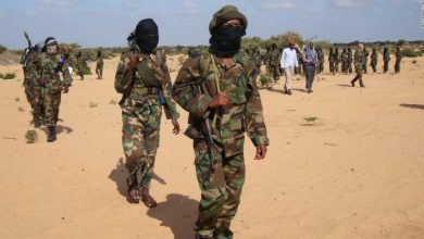 Photo of Al-Shabaab Deserts Areas In Central Somalia