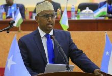 Photo of Puntland parliament elected Abdirashid Jibril as new speaker