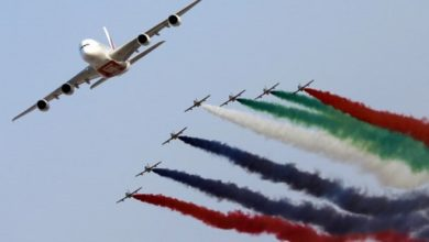 Photo of Dubai Airshow opens with paltry sales — only two jets sold amid tough market conditions