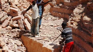 Photo of Mandera quarry workers resume operations after ban lifted