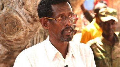 Photo of Somalia's Jubbaland VP holed up in Mandera over safety concerns