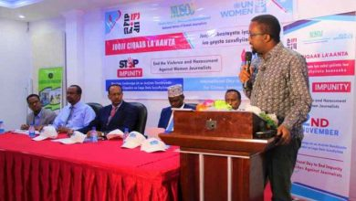 Photo of Somali Journalists Join The Rest Of The World To Mark International Day To End Impunity For Crimes Against Journalists