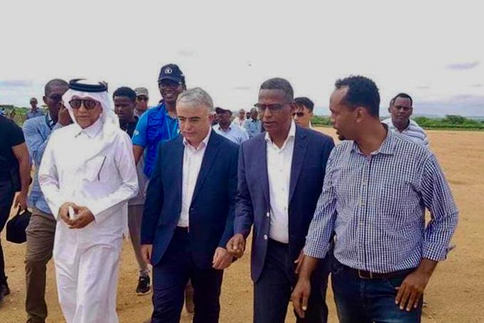 Photo of Foreign Ambassadors Visit Flood-Hit Somalia Town