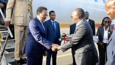 Photo of Somali President Receives A Warm Welcome In Kenya