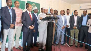 Photo of Somali Opposition Leaders Blame Ethiopian Troops For Illegal Arrests