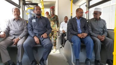 Photo of Former Somali Leaders Fly To Beledweyne Town