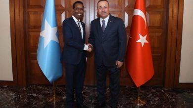 Photo of Soomaaliya & Turkiga oo heshiis ku kala saxiixday Turkiga – Ankara