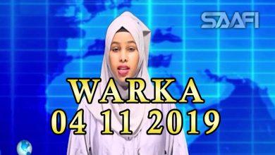Photo of WARKA 04 11 2019 Dowlada Soomaaliya oo ciidamo hor leh ka dejisay magaalda Dhuusomareeb