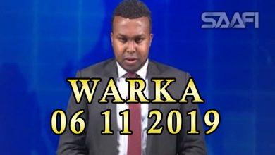 Photo of WARKA 06 11 2019 Madaxweyne Muuse Biixi Cabdi oo gudi taakuleyn u magacaabay fataahadaha webiga Shabeele