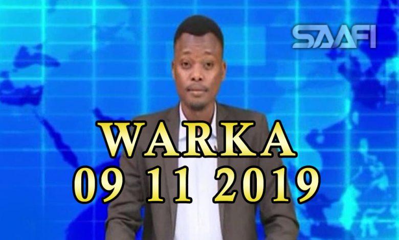 Photo of WARKA 09 11 2019 Riasulwasaare Kheyre iyo madaxweyne Laftagareen oo booqday degmada Berdaale ee gobolka Bay