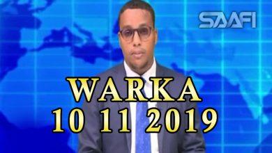 Photo of WARKA 10 11 2019 Madaxweynihii hore Shariif Sh Axmed oo sheegay in Farmaajo uu dalka iyo dowladiisa uu dalka ka saarayo