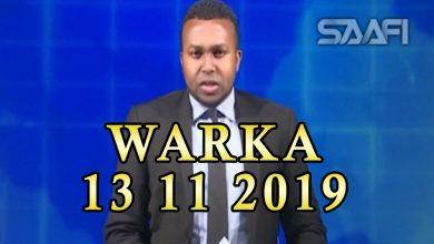 Photo of WARKA 13 11 2019 Madaxweyne Farmaajo oo weerar afka ah ku qaaday siyaasiyiinta kasoo horjeeda