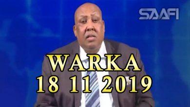 Photo of WARKA 18 11 2019 Maxkamada sare ee dalka oo u fadhiisatay dacwada uu ka soo gudbiyey xisbiga Sh Shariif laanta duulista hawada