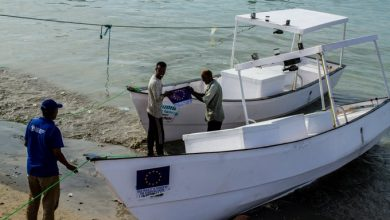 Photo of FAO Hands Over 12 Fishing Vessels To Fishing Co-Operatives In Puntland