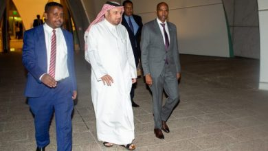 Photo of Somali PM Hassan Ali Khaire Arrives In Doha, Qatar's Capital