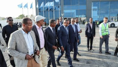 Photo of Somali PM Off To France For Paris Peace Forum