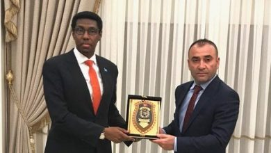 Photo of Turkey's Police Special Operations Chief In Somalia