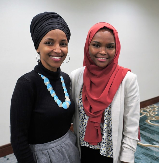 Photo of Two Somali politicians find inspiration in each other's success