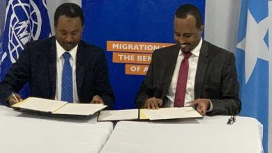 Photo of IOM Signs New Cooperation Agreement with Somalia