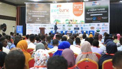 Photo of Somali-Turkish agriculture expo kicks off