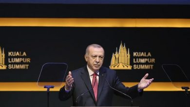 Photo of Erdoğan: Fate of 1.7 billion Muslims in the world should not be in hands of 5 countries
