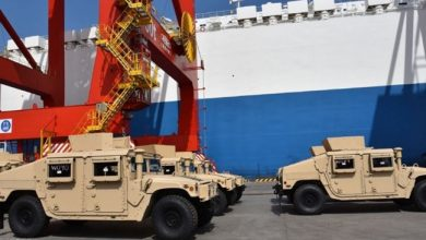 Photo of U.S. delivers 54 new military vehicles to Djibouti