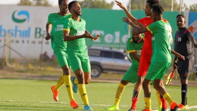 Photo of Kenya's Sindo fall to Somaliland side in historic friendly