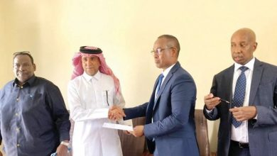 Photo of Qatar provides computers, printers & wireless devices to Somali Civil Aviation Authority
