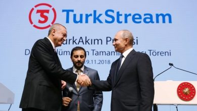 Photo of Erdogan announces Turkey-Russia gas pipeline TurkStream will be launched on January 8