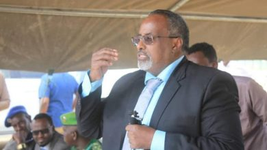 Photo of HirShabelle Leader Opens Training For New Police Cadets In Jowhar