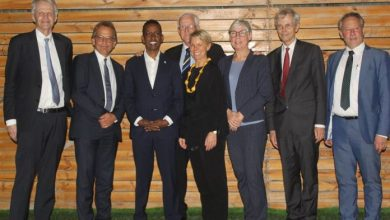 Photo of Somali Foreign Minister Hosts A Dinner In Honor Of A Swedish Delegation