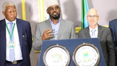 Photo of Ahmed Madobe Meets With International Community Delegation In Kismayo