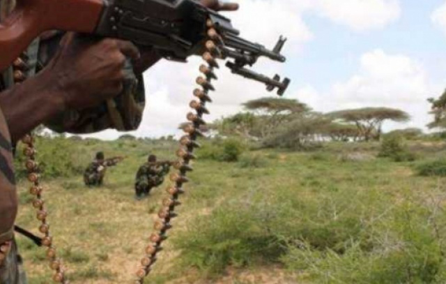 Photo of Al-Shabaab Attacks Somali Military Base Near Mogadishu