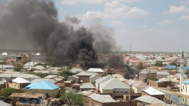Photo of Car Bomb Targets Upscale Hotel In Central Somalia