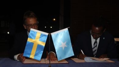 Photo of Somalia And Sweden Sign Partnership Agreement To Strengthen Ties