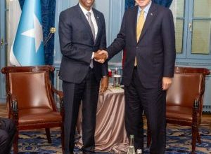 Photo of Somali PM Meets With Turkish President Recep Tayyip Erdoğan In Geneva