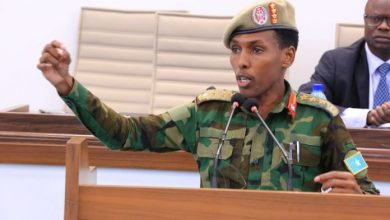 Photo of Somali Army Chief Grilled In Parliament Over Non-AMISOM Troops' Atrocities