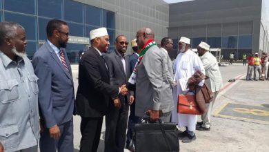 Photo of Humanitarian Delegation From Somaliland Arrives In Mogadishu
