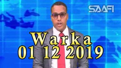 Photo of WARKA 01 12 2019 Madaxweynaha Soomaaliland Muuse Biixi oo isku shaandheyn ku sameeyey qaar ka mid ah wasiiradiisa