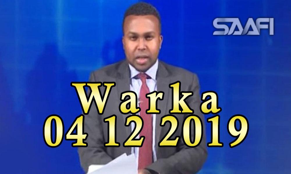 WARKA 04 12 2019 Xildhibaanada aqalka hoose ee baarlamaanka oo ka dooday sharciga doorashooyinka iyo wasiiro loo wacay