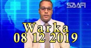 WARKA 08 12 2019 Baarlamaanka aqalka hoose oo suaalo ku karbaashay wasiirada duulista hawada iyo amniga