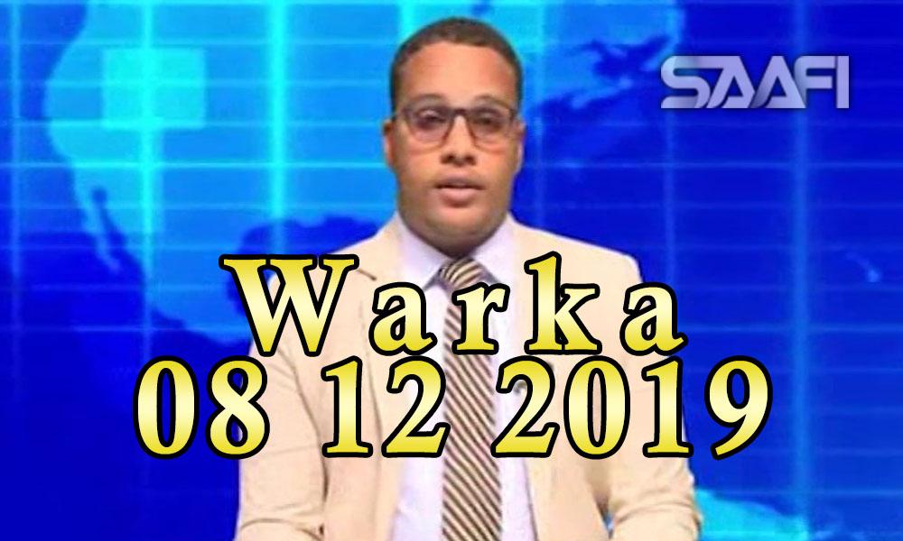 Photo of WARKA 08 12 2019 Baarlamaanka aqalka hoose oo suaalo ku karbaashay wasiirada duulista hawada iyo amniga