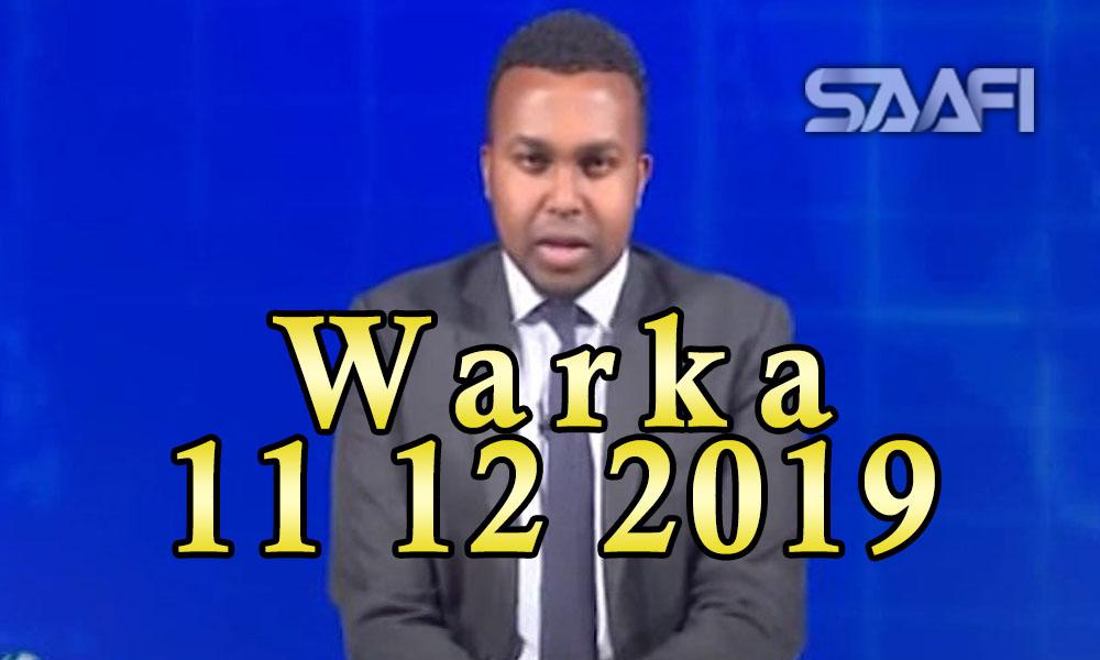 Photo of WARKA 11 12 2019 Xildhibaanada baarlamaanka oo dood kulul ka yeeshay arimaha doorshooyinka iyo fatahaadaha webiyada