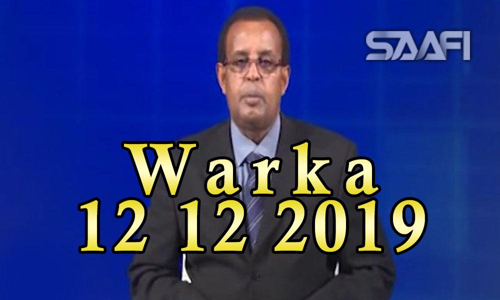 Photo of WARKA 12 12 2019 Dowlada federaalka ah iyo Ahlu Suna oo heshiis ka gaaray khilaafkii doorashada Galmudug