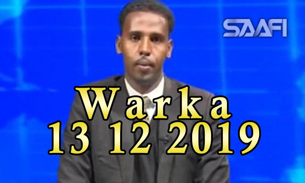 Photo of WARKA 13 12 2019 Qaxootiga Soomaalida ah ee ku nool dalka Yemen oo laga sheegay xaalad aad u liidato