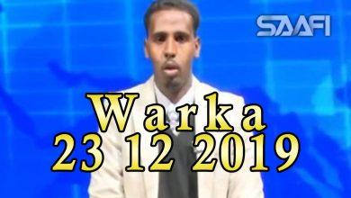 Photo of WARKA 23 12 2019 Madaxweyne Farmaajo oo soo bandhigay qorshaha sagaalaad ee horumarinta qaranka 2020 ilaa 2024ka