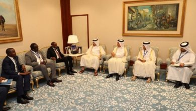 Photo of Qatari FM Holds Meeting With Somali Counterpart In Doha