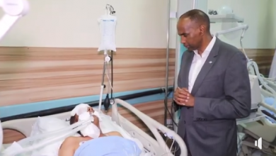 Photo of Somali PM Visits Wounded Turkish And Somali Citizens At Hospital