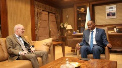 Photo of Somali PM Meets With UN Envoy James Swan In Mogadishu